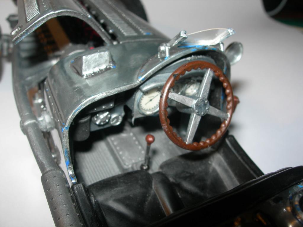 Bugatti Typ59, BJ 1934, Bburago Dscn9911