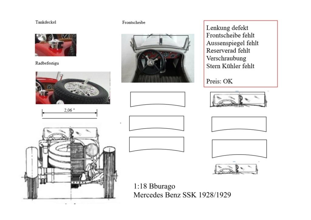 Mercedes SSK 1928 1:18 Bburago Mb_ssk12