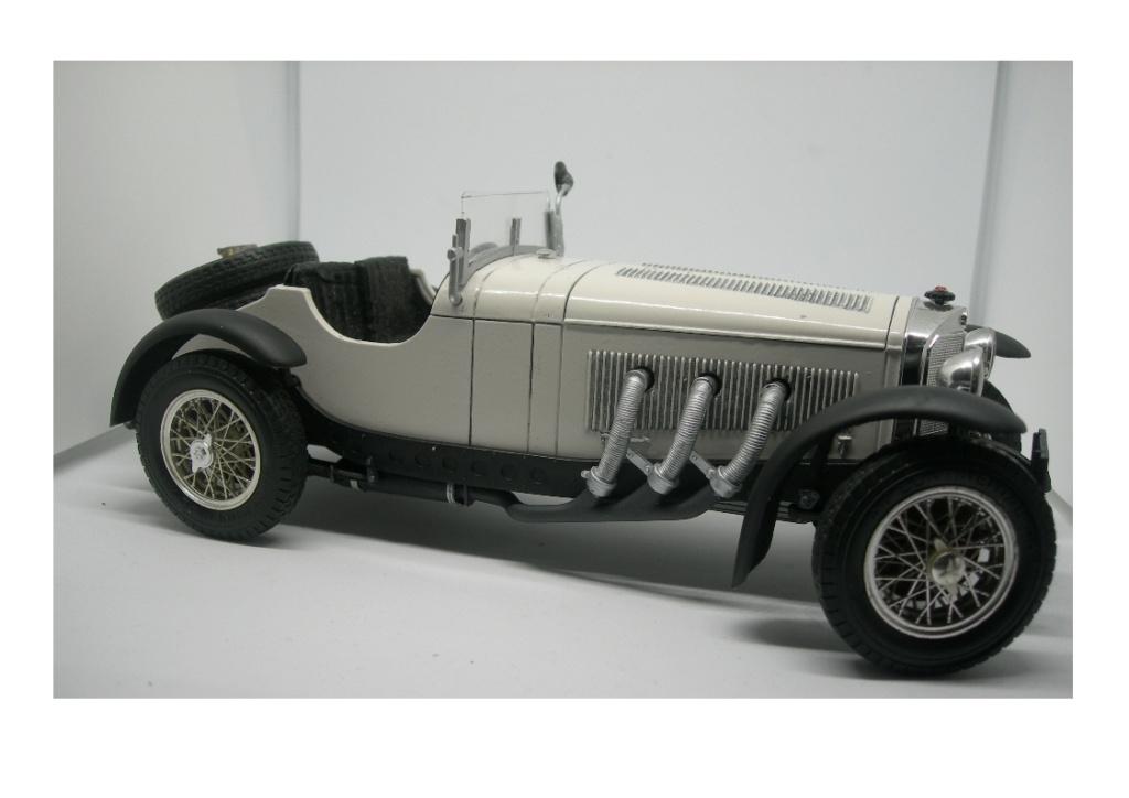 Mercedes SSK 1928 1:18 Bburago Mb_ssk17