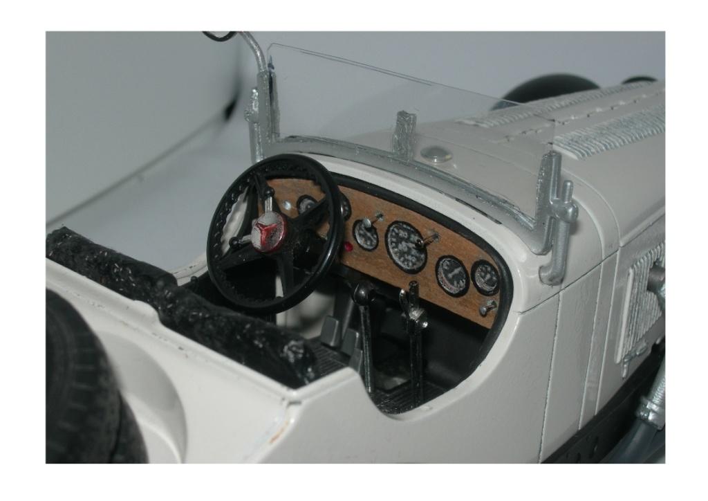 Mercedes SSK 1928 1:18 Bburago Mb_ssk18
