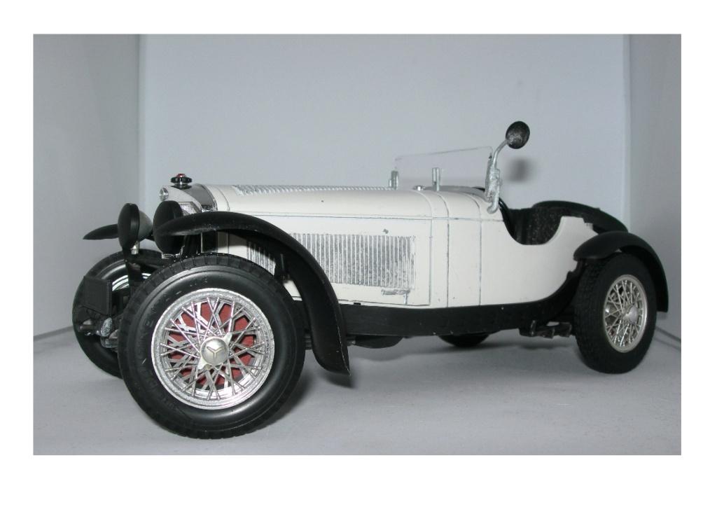 Mercedes SSK 1928 1:18 Bburago Mb_ssk21