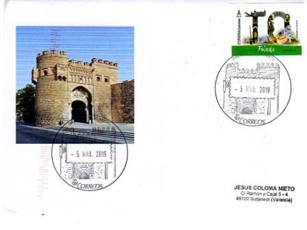 ESPAÑA - MATASELLOS TURÍSTICOS - Página 13 Toledo10