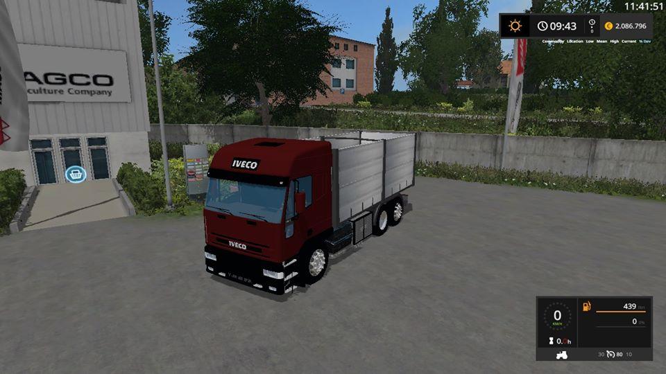 fiat iveco euro trach dacarico fs17 - Copyright © 87456811