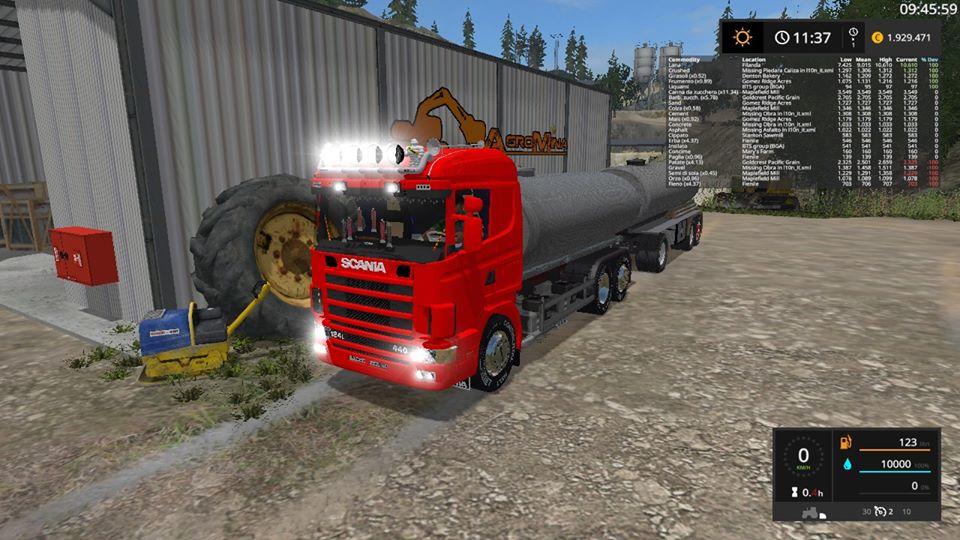 Scania 144-460 cisterna - Copyright © 88014710