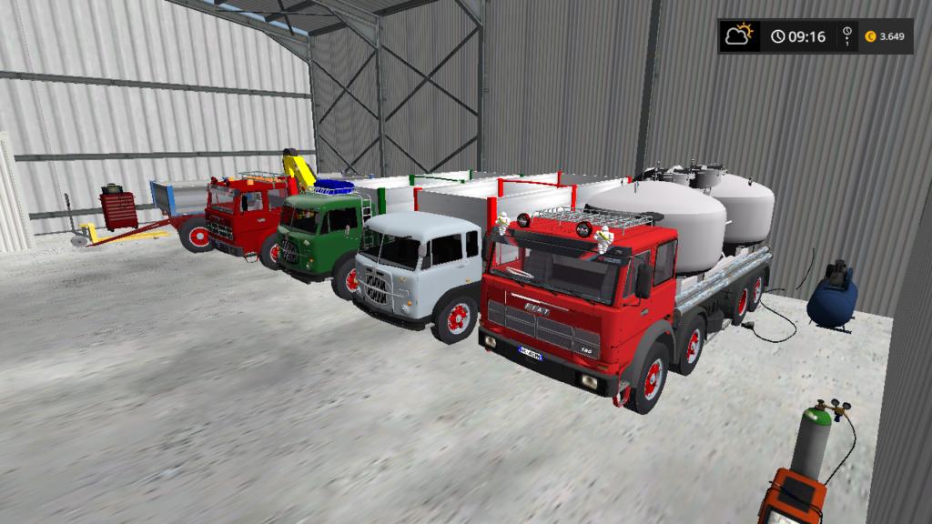 italian tractor 2017 2019 2021