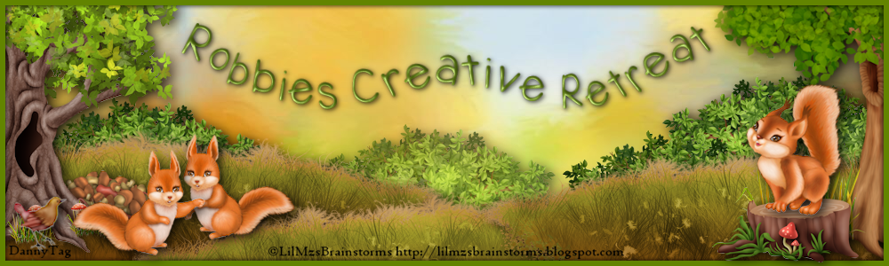 Robbies Creative Retreat