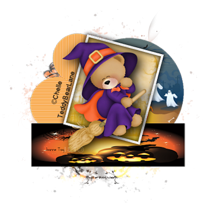Tube Challenge October 15th - Teddy Bear Lane Teddyb10