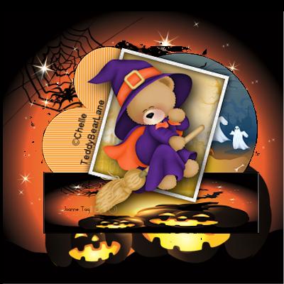 Oct 15th Mask Challenge Teddyb11