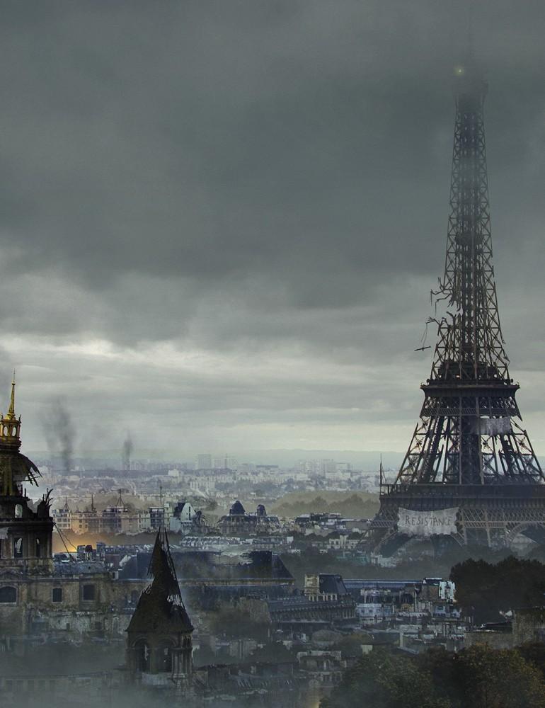 """Zone 1- """"Un rêve...Un cauchemar… Ramper, glisser le long du fil de la lame d'un rasoir et survivre""""- Apocalypse Now- α Dharma ω Post-a10"""