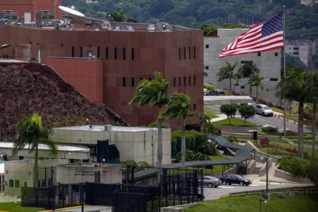 Sede de Embajada de Estados Unidos en Caracas