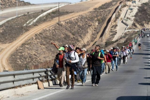 Frontera EEUU y México