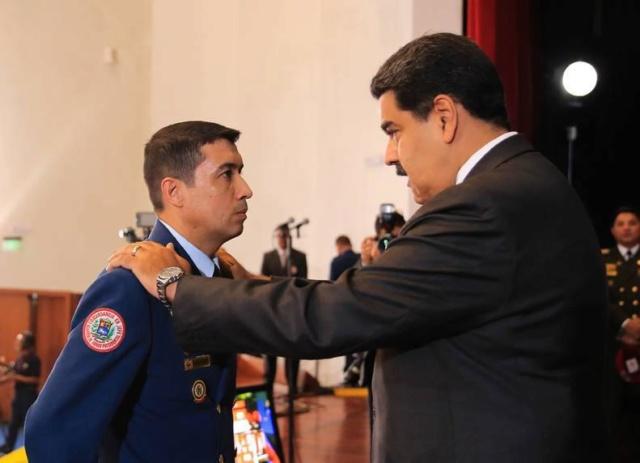 Maduro: Lo más importante para un soldado venezolano es llevar las ideas del bolivarianismo 003_jz10