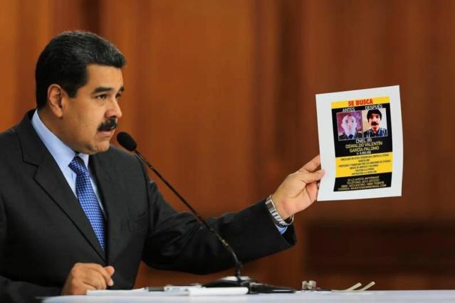 Involucrados en atentado contra Maduro recibirían pago de $50 millones y estadía en EEUU 003_jz11