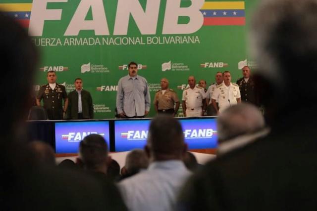 Maduro denuncia que desde Colombia se pretende generar un conflicto armado contra Venezuela 017_eg10