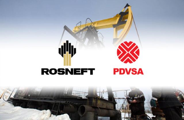 Rosneft, PDVSA