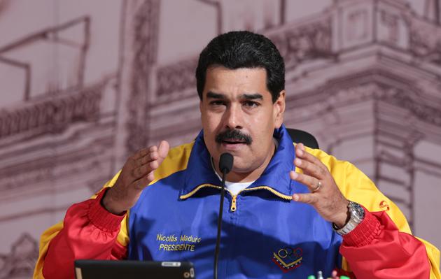 """Maduro: """"La revolución tiene como línea central la confianza en el pueblo"""" 0613ma11"""