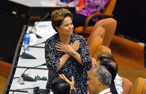 Brasil: Denunció Dilma Rousseff que Lula es un preso político 0715-f10