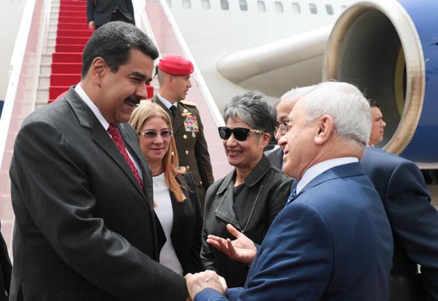 Presidente Maduro visitó Argelia para impulsar mecanismos de intercambio 08071810