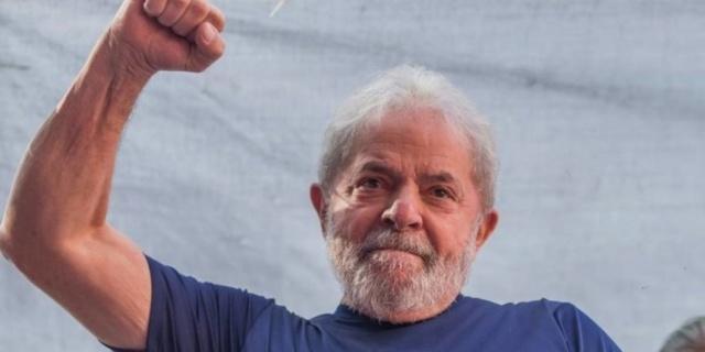 Lula sigue líder en las encuestas en Brasil pese a que el régimen de Temer lo mantiene en prisión 10074611