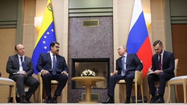 Rusia y Venezuela