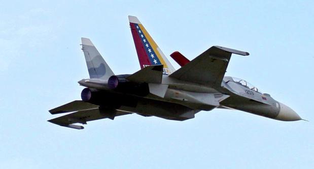 """Es un """"falso positivo"""" supuesta incursión aérea de aviones militares venezolanas en territorio colombiano 10538610"""