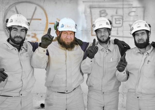 Tras revelarse que trabajaban para EEUU: Canadá otorgará asilo a 50 'cascos blancos' y sus familias 10644710