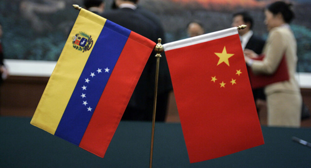 Venezuela, China