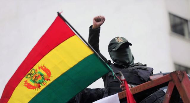 Comunidad Internacional rechaza golpe de Estado contra Evo Morales