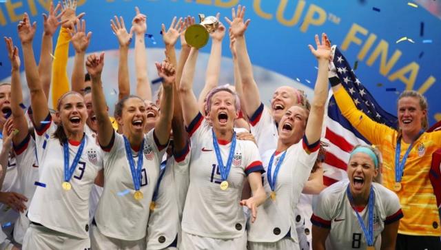 Estados Unidos gana el Mundial de fútbol femenino