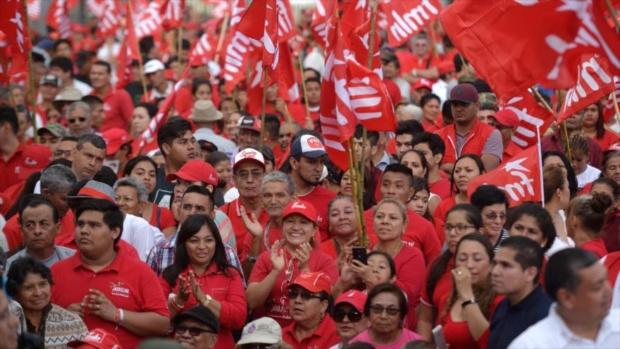 Partido gobernante de El Salvador rechaza amenazas de EE.UU. por restablecer relaciones con China 12374610
