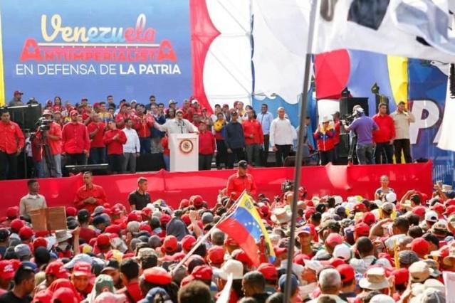 Nicolás Maduro, PSUV
