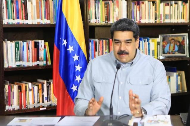 El presidente de la República Bolivariana de Venezuela, Nicolás Maduro Moros