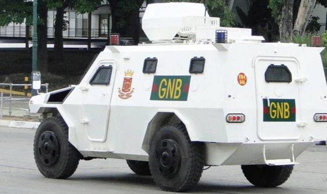 Tanqueta GNB