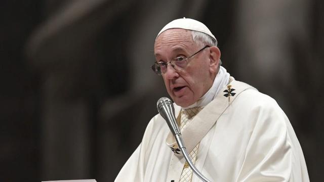 """El papa Francisco compara el aborto con las prácticas nazis, aunque """"con guante blanco"""" 15225310"""