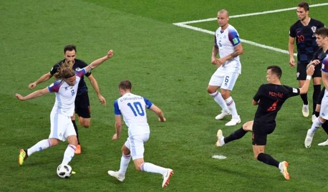 Tras vencer a Islandia, Croacia queda líder de grupo y pasa a octavos en Rusia 2018 15299711