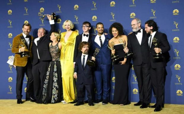 Juegos de Tronos Emmy 2018