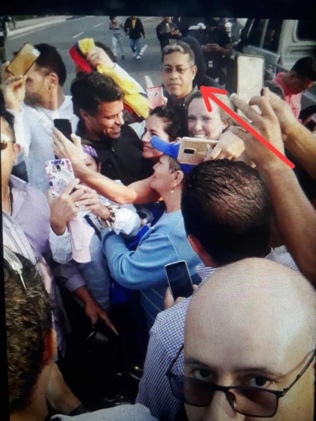 FAES capturó al presidente del Mercado de Chacao vinculado a los hechos del 30-A 15576211