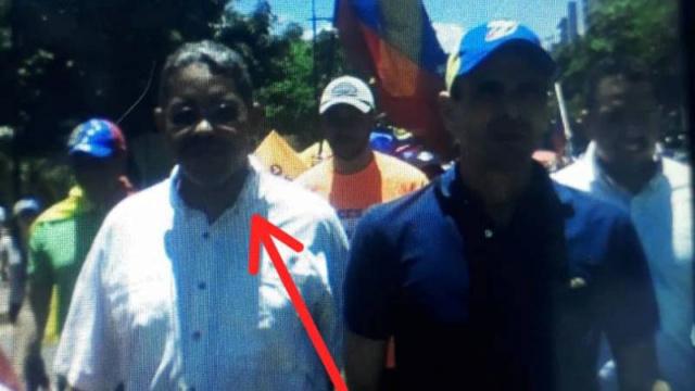 FAES capturó al presidente del Mercado de Chacao vinculado a los hechos del 30-A 15576213