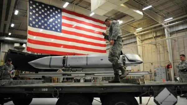 Armas Nucleares Estados Unidos