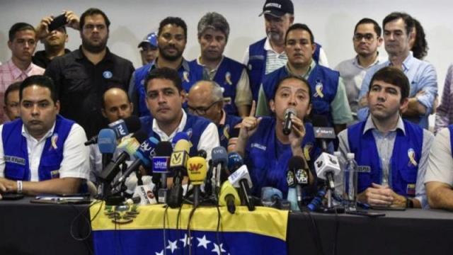 Corruptos opositores venezolanos