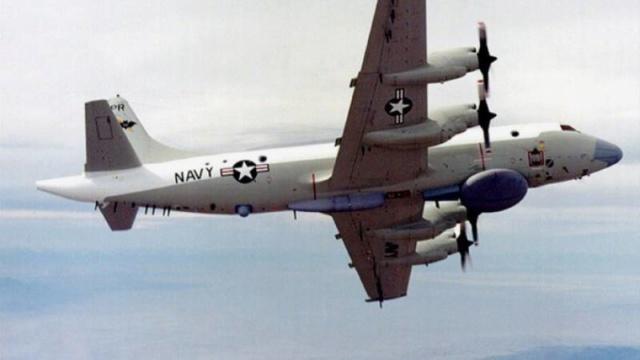 aeronave estadounidense EP-3