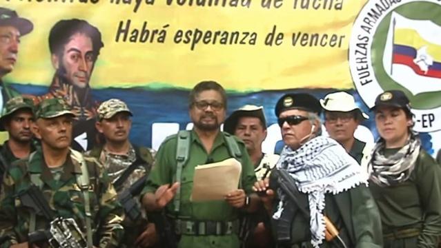 líderes de las FARC anuncian que retoman las armas