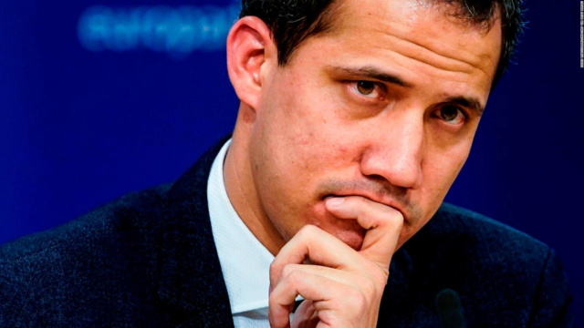 Fracasado Juan Guaidó