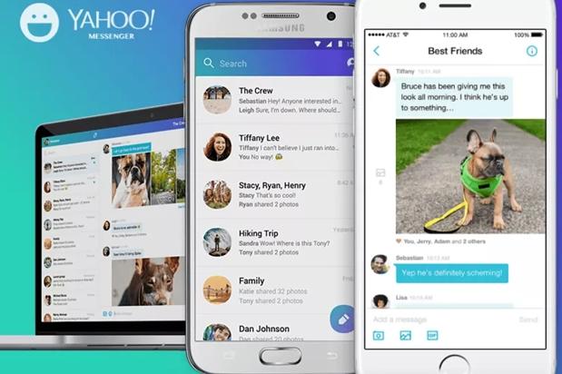 No pudo con la competencia: Yahoo Messenger cierra para siempre en julio 2018-010