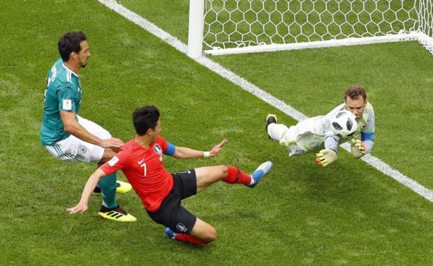 Alemania se despide del Mundial antes de tiempo: Corea del Sur los mandó para la casa con un 2-0 2018-069