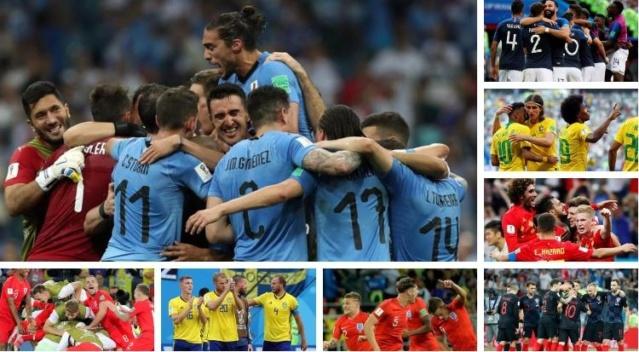 Así quedan los cuartos de final del Mundial de Rusia 2018 2018-084