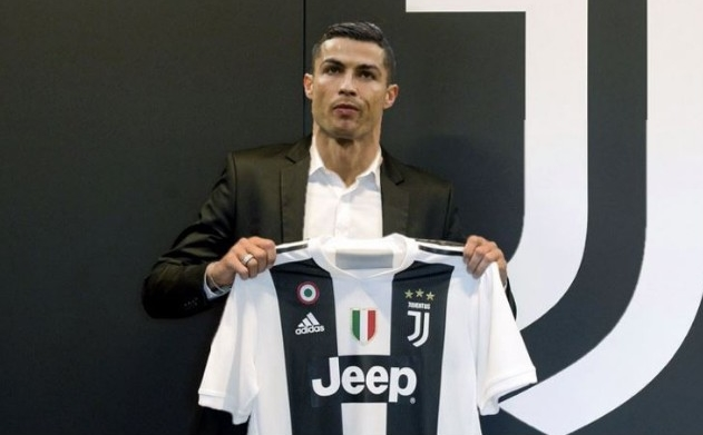 Cristiano Ronaldo se va a la Juventus 2018-101