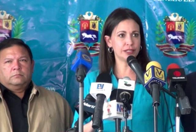 """Dirigencia opositora no invitó a María Corina y a Andrés """"Tabaquito"""" Velásquez a la reunión """"secreta"""" 2018-113"""