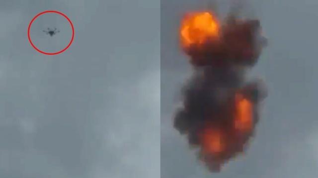 Uno de los drones del atentado contra Maduro fue explotado de manera remota desde EEUU 2018-143