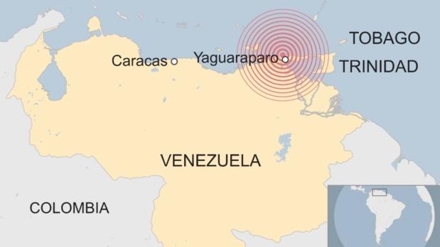 Simologo mexicano: Temblor en Venezuela fue extraño, inusual y excepcional 2018-160